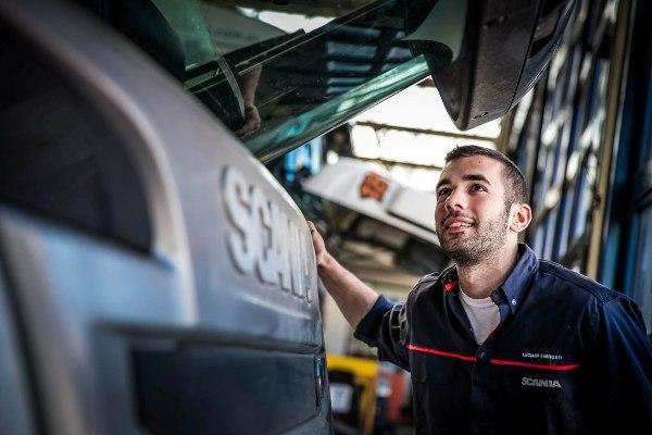 Scania y una nueva promo