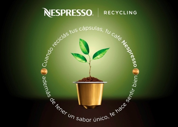 Nespresso Recycling Program