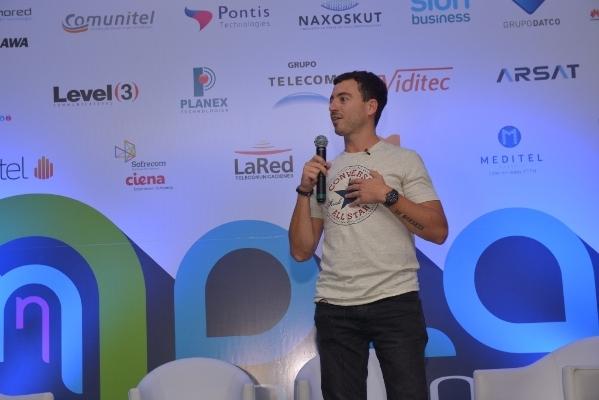 Rodrigo de Loredo, presidente de ARSAT