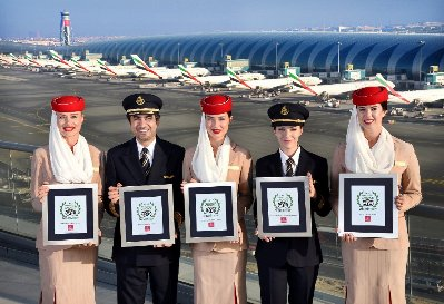 Premio para Emirates