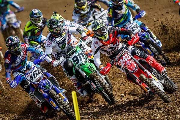 Campeonato del Mundo FIM de Motocross