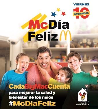 McDía Feliz