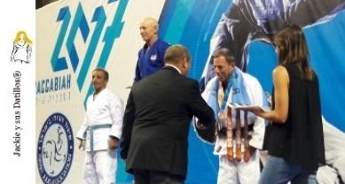 Medalla para Ricardo Furman
