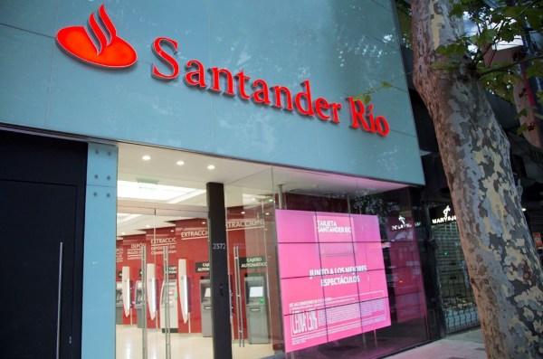 Capacitación de Santander Río