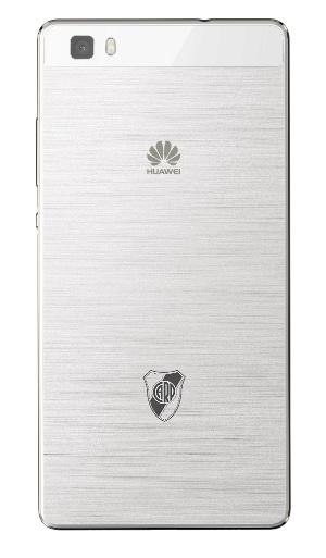 Huawei P8lite edición River Plate