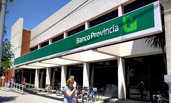 Anuncio de Banco Provincia