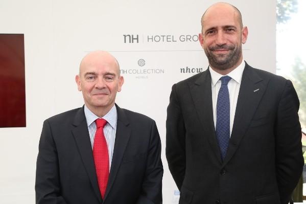Eduardo Bosch y Ramón Aragonés
