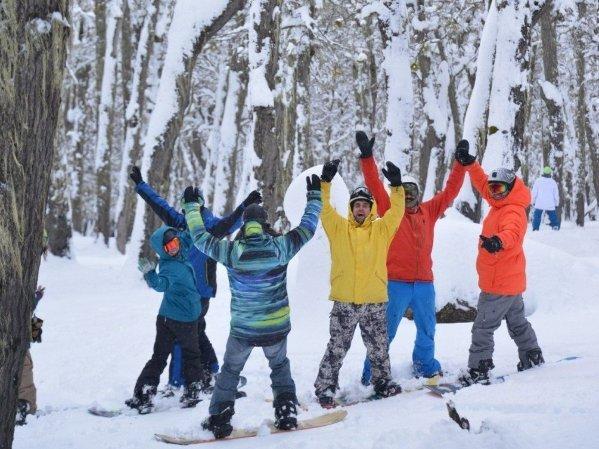 Nieve y eventos