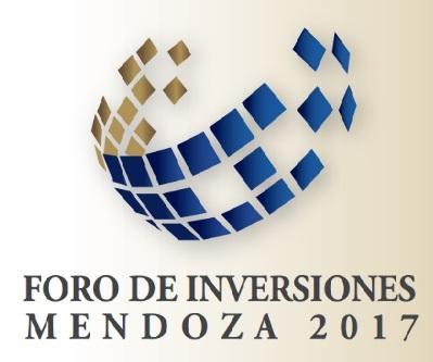Foro de Inversiones Mendoza 2017