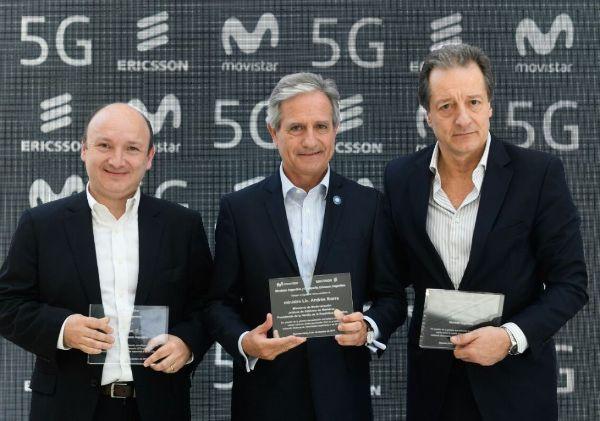 Movistar y Ericsson se unen