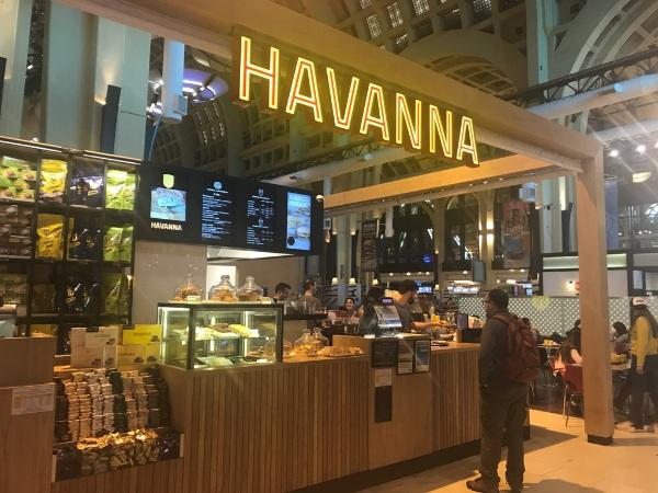 Corte de cintas de Havanna