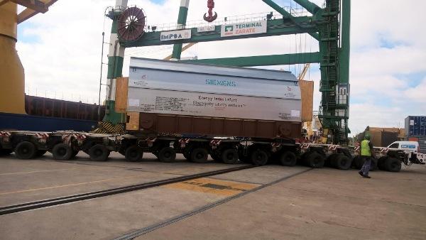 SGT5-2000E 180 MW