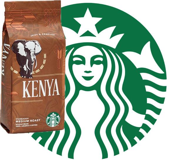Starbucks  Kenia