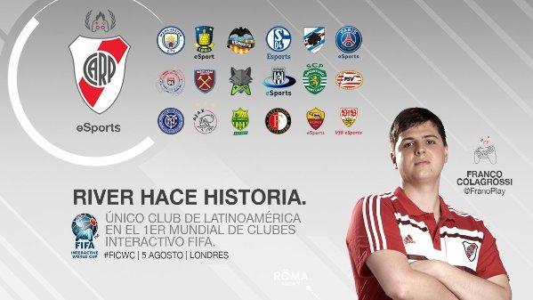 1er Mundial de Clubes Interactivo