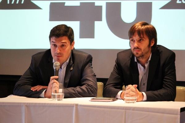 Luis Calvo y Hernán Castro