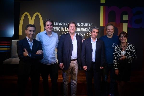 """""""Leer y Jugar"""" de McDonald's"""