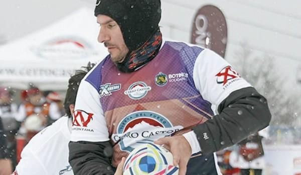 Nieve y deporte