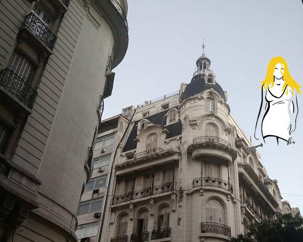 Cúpula de Viamonte y Montevideo