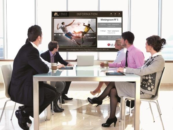 Smart TV Signage