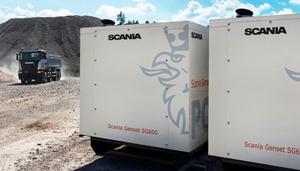 Scania en ExpoAgro