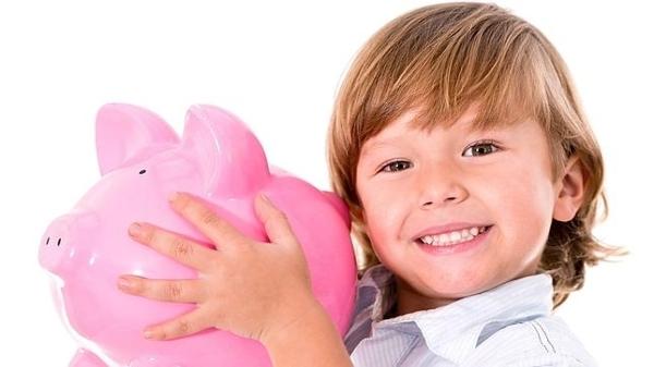 Cajas de ahorro para pequeños