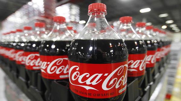 Coca-Cola a la cabeza