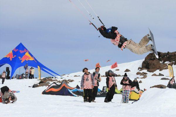 Nieve, deporte y cordillera