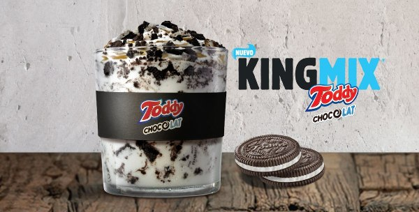 King Mix Toddy Chocolat