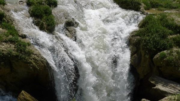 Cascada El Chiflón by Melissa Boisson