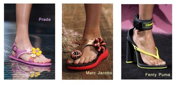 Prada - Marc Jacobs  - Puma