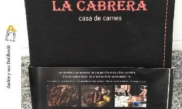 Se viene el libro de La Cabrera