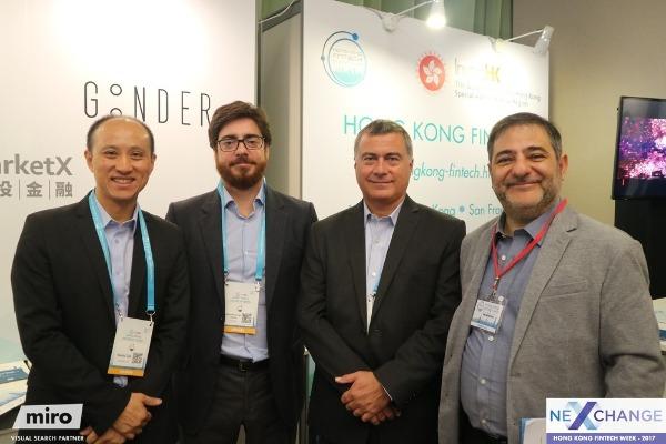 Desde la Hong Kong FinTech Week