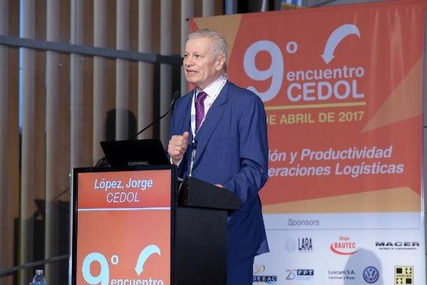 Jorge López, Presidente de Cedol