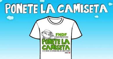 """Ponete la Camiseta"""