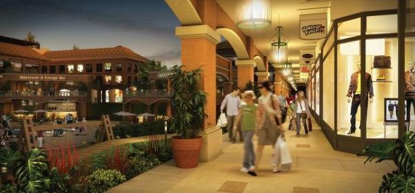 Centro Comercial Pueblo Caamaño