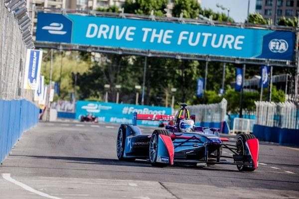Michelin junto a la Fórmula E