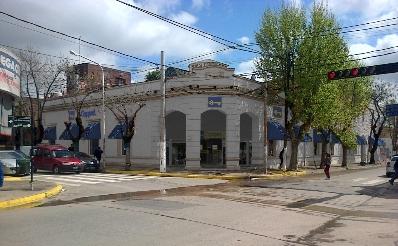 Corte de cintas en Pilar