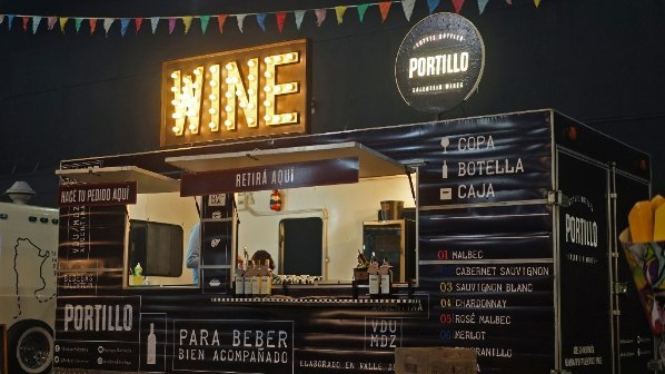 Winetruck del Portillo