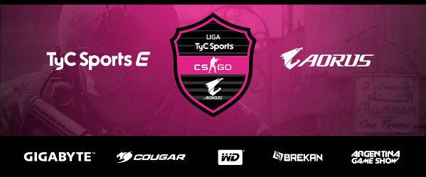 Liga TyC Sports - AORUS