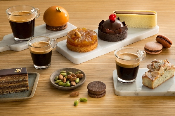 Nespresso Cafe Patisserie