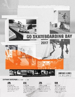 Go Skateboarding Day 2017