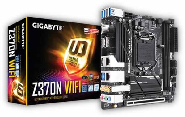 Motherboard Z370N WiFi