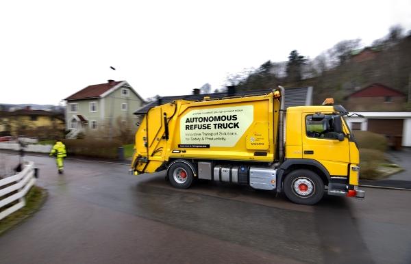 Volvo Trucks y Renova