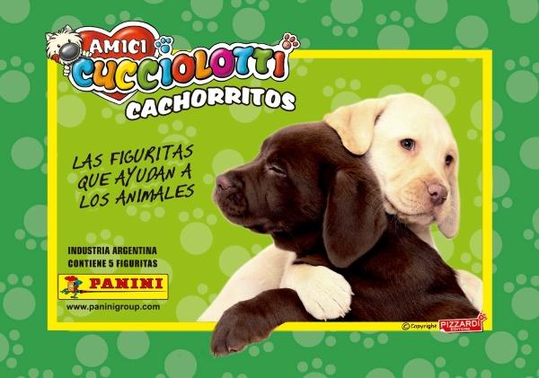 Amici Cucciolotti Cachorritos