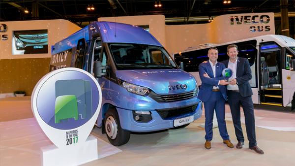 International Minibus of the Year 2017