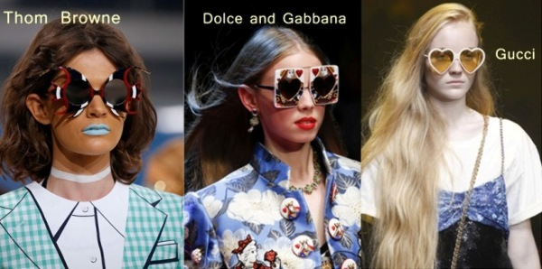 Thom Browne - Dolce & Gabbanna - Gucci