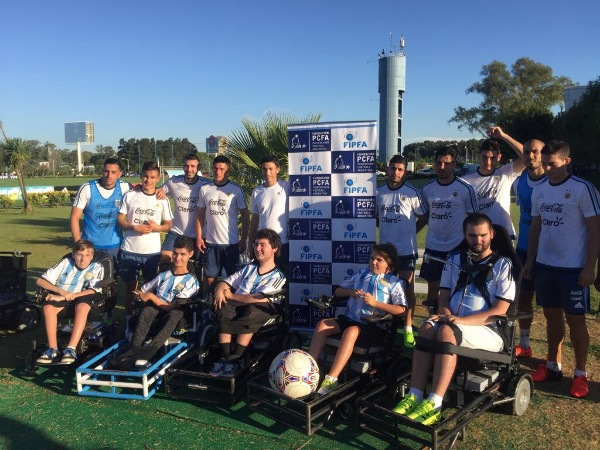 Fundación Powerchair Football Argentina