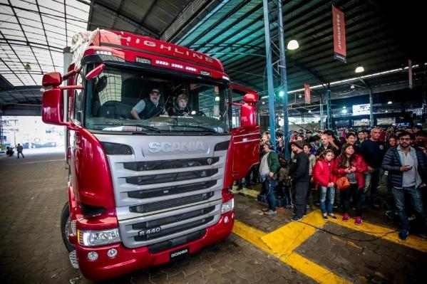 Scania y la Solidaridad