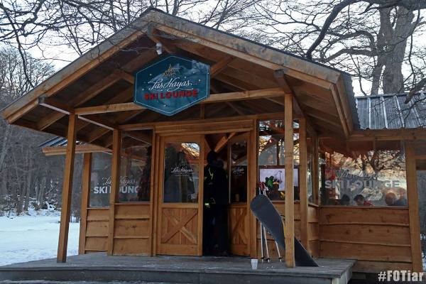 Las Hayas Ski Lounge
