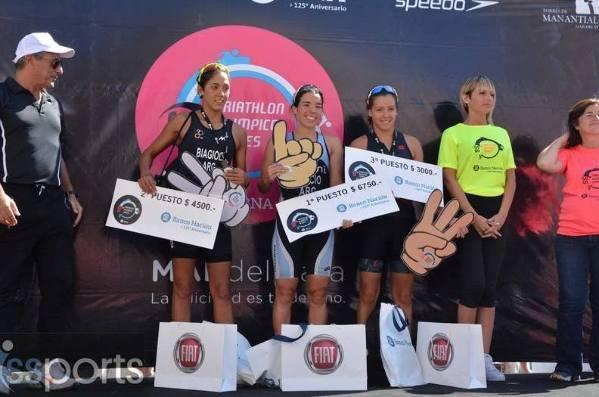 Triatlón Olímpico ISSports BNA Series